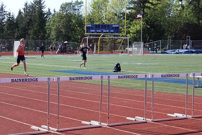 Track & Field Bainbridge Meet