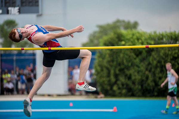 1A Finals of IHSA Boys Track & Field Championship 2015