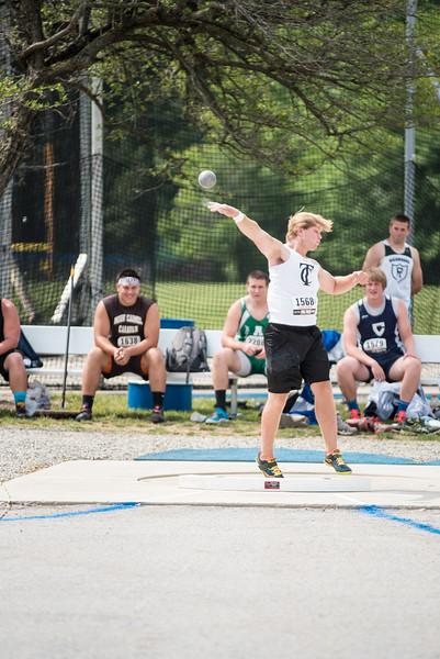 2A Finals of IHSA Boys Track & Field Championship 2015