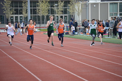 Track & Field at Nathan Hale