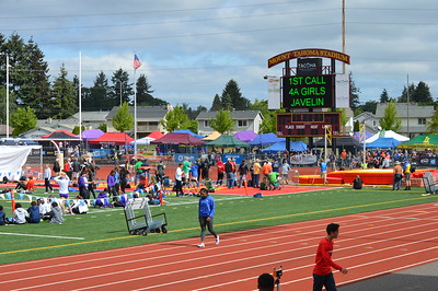 Track & Field at State Meet