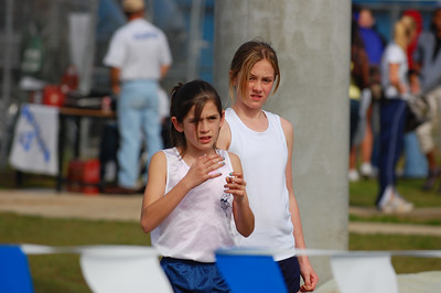 A couple of the Maclay girls I'm very proud of - Merina Allen and Olivia Ooten. Watch out, world.