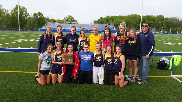 2016 Division III Independence District Track Meet