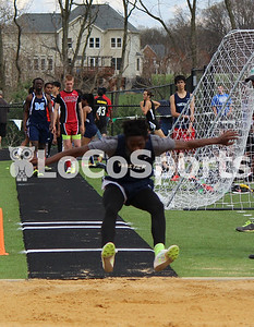 Track & Field: Wolverine Track Classic by Mary Beth Pittinger on April 17, 2015