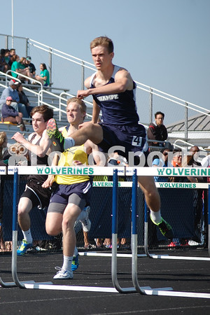 Track & Field: Wolverine Track Classic by Owen Gotimer on April 15, 2016