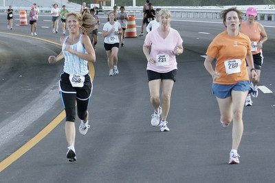 06.11.09: Fast 40 Dash - Masters Women