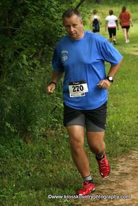 _MG_9727: Trail runner extraordinaire Bobby Lockhart getting warmed up.