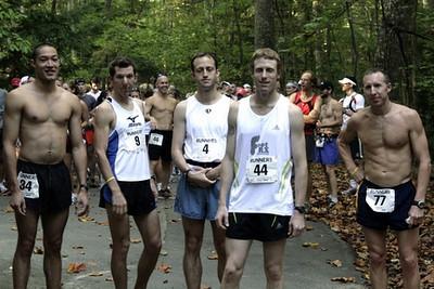 09.22.07: Bays Mountain 15-Mile Trail Race