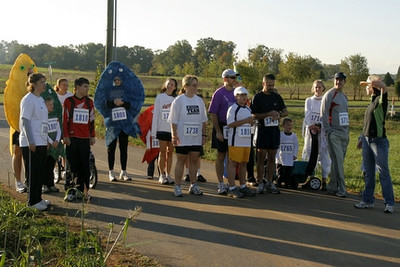 10.27.07: Corn Maze 4-Miler & 1-Mile Fun Walk