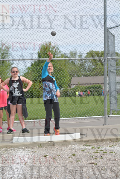 Track and Field Days May 16, 2016