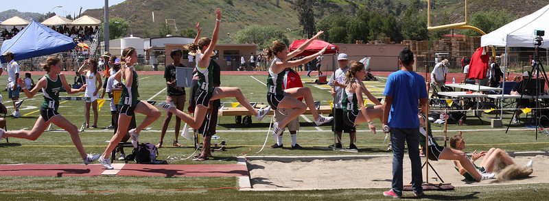 Hopson Long Jump Sequence