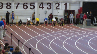 60m Dash Heat University of Minnesota Early Bird Time Trial 4-29-14 005