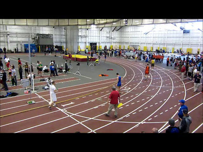Sprint Medley Relay University of Minnesota Early Bird Time Trial 4-29-14 009 MOV