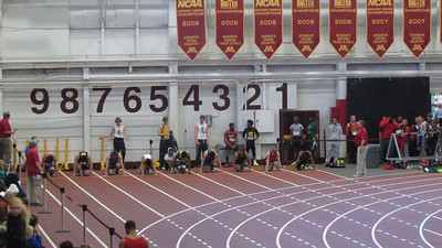 60m Dash Heats University of Minnesota Early Bird Time Trial 4-29-14 004