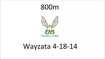 800m Video