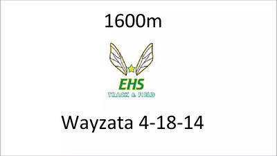 1600m Video