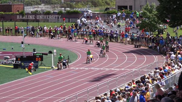 Boys 400m
