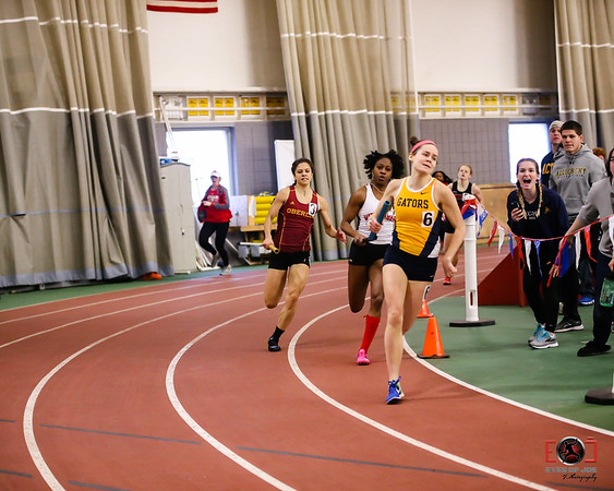 Allegheny T&F NCAC Championships 2017