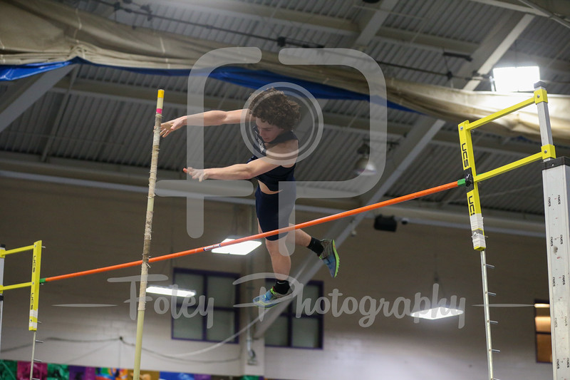 2020 Northeast-10 Indoor Championshiips