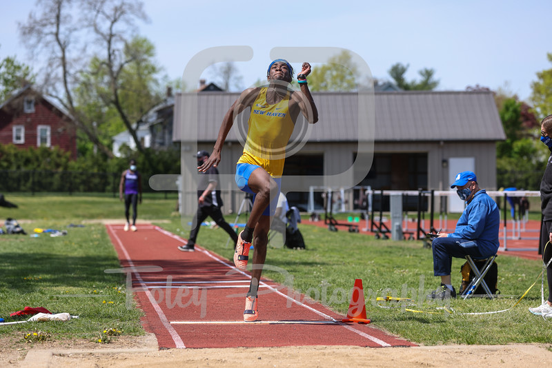 2021 Northeast-10 Outdoor Track and Field Championships
