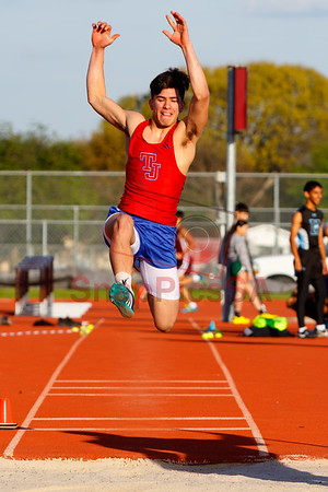 Edgewood Meet - Track and Field-5279