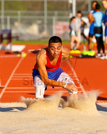 Edgewood Meet - Track and Field-5303