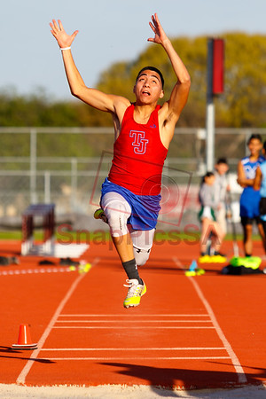 Edgewood Meet - Track and Field-5298