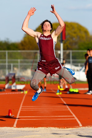 Edgewood Meet - Track and Field-5338