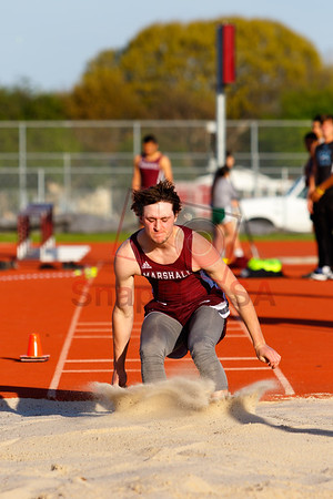 Edgewood Meet - Track and Field-5341