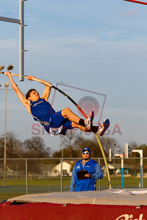 Edgewood Meet - Track and Field-5417