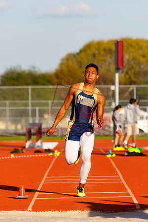 Edgewood Meet - Track and Field-5313