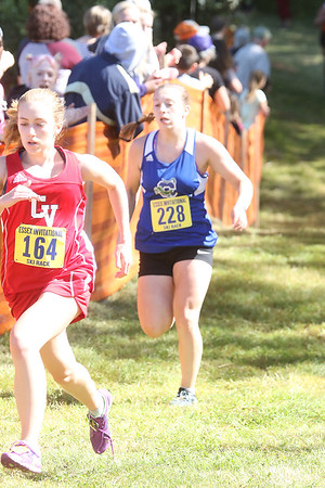 Essex Invitational - Girls