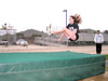 Sara Player: as of 2012 school records in 100H, 300H, 100 dash, 200 dash plus 5-5 in high jump