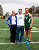 Thom Hunt Mile Winners were Chandler Johnson from Clairemont for girls and Erik Armes from Coronado for Boys