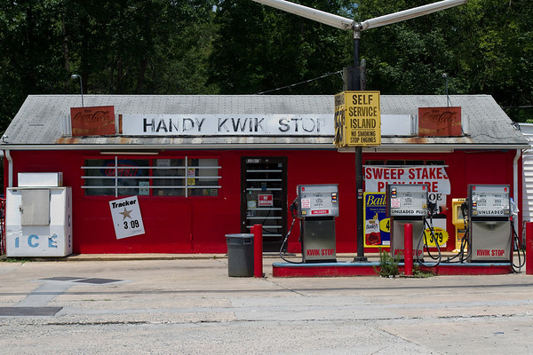 country store and gas.