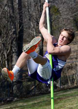 North, South and West Stokes 2013 Track and Field