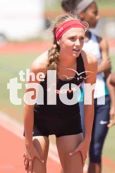 Area Track Meet Thursday, April 21 at Argyle High School in Argyle, TX. (Faith Stapleton  / )