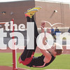 AHS competes in the District Track meet at Eagle Stadium on April 11, 2018. (Connor Repp/The Talon News)