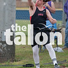 Track team competes at Argyle High School on April 6, 2015. (Photo by Erin Eubanks/ The Talon News)