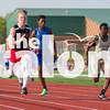 District Track Meet District Track (4-12-18) at Argyle High School in Argyle, Texas, on April 12, 2018. (Lauren Landrum / The Talon News)