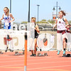 Track competes in the district meet at Porcupine Stadium in Springtown, Texas, on March 4, 2014. (Jordyn Tarrant / The Talon News)