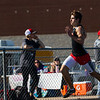 Argyle's track team competes in the Sanger Indian Invitational at Sanger High School in Sanger, Texas on March 5, 2020. (Sloan Dial | The Talon News)