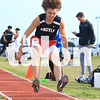 The Argyle Track team competes at the Sanger track meet at Sanger High School on March 29th 2019. <br /> (Lauren Kraus/ The Talon News)