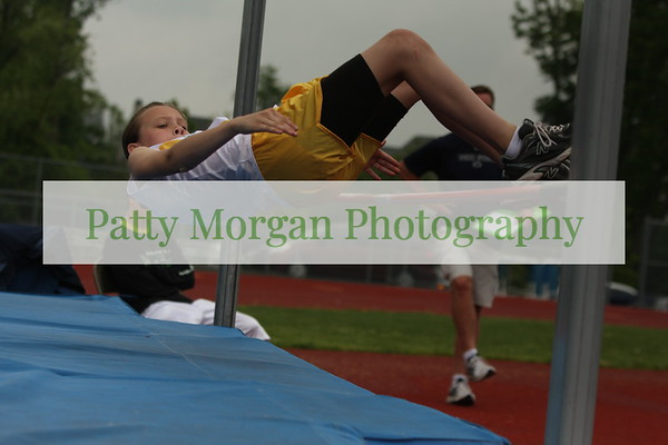 Region 11 CYO Championship- High Jump- Photographer- Patty Morgan