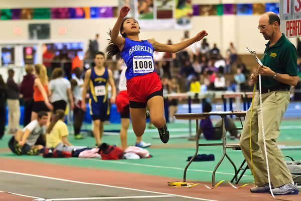2012 Bay States Indoor Championships