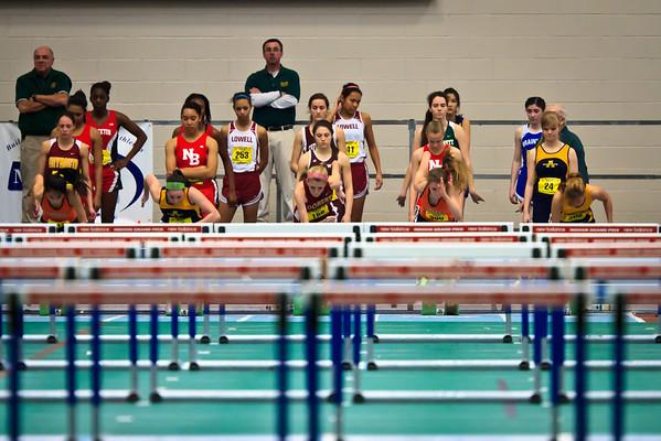 2012 Indoor D1 Champs Hurdles
