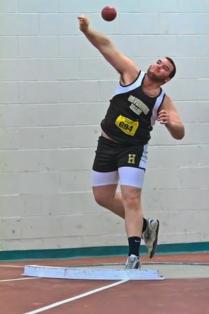 2012 Indoor D1 Champs Shot Put