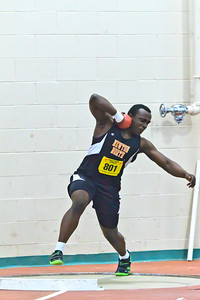 Swardick Mayanja wins D1 State Championship shot put with a toss of      58-11.50