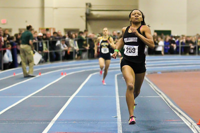Precious Homes winning the  600m at 2012 New England State Championships in Boston on March 2nd.