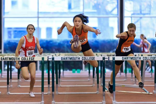 2012 Massachusetts Track Highlights